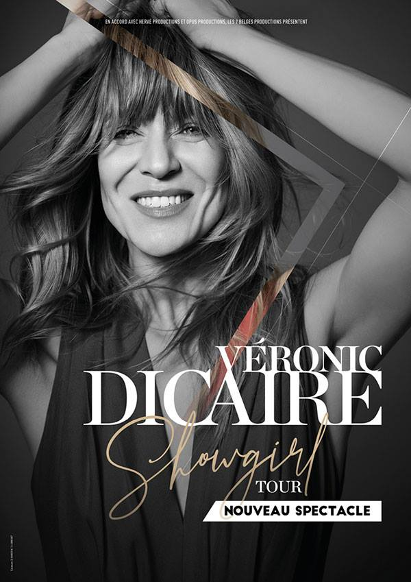 Veronic DICAIRE – ShowGirl Tour  14/12/2019