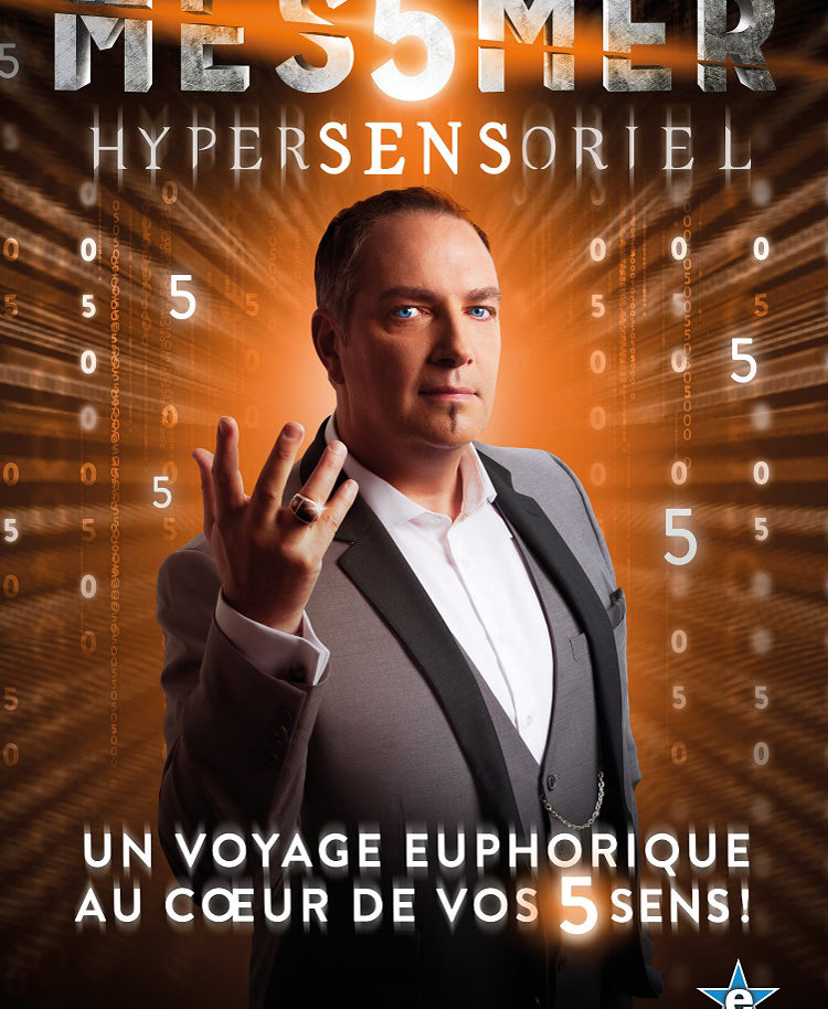 MESSMER HYPERSENSORIEL 19/12/2019
