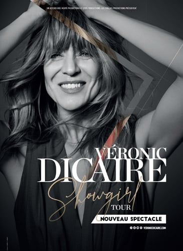 VERONIC DICAIRE SHOWGIRL – 05/12/2021